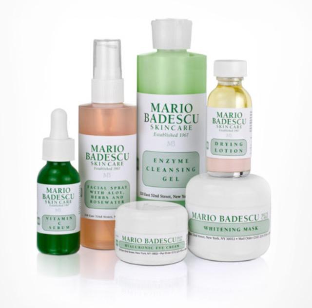 Full Brand Review Mario Badescu Skin Care A Lifetime Of